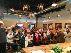 Secrets of Bluegrass Chefs Live Cooking Show TV Taping