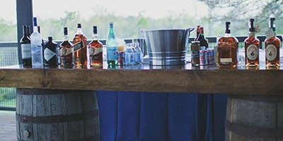Bar at Corporate Outing in Kentucky