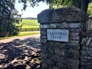 Bourbon Trail Tour Guide at Claiborne Farms