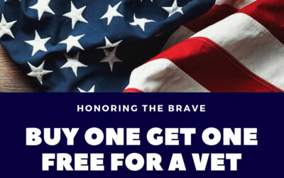 Veterans Day 2018: Bring A Vet For Free Special Offer For Mint Julep Experiences