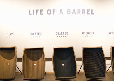Life of a Barrel Tour at Cooperage in Louisville