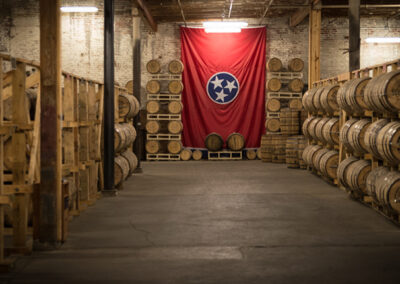 Tour to Nelson Green Brier Distillery Nashville